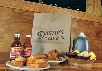 3 Ways to Enjoy Dustin's To-Go Bar-B-Q Sauces at Home
