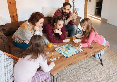 5 Games To Play At Your Next Family Game Night
